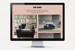 SofaDrop Website