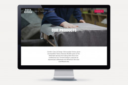 SofaDrop Website 3