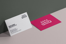 SofaDrop Business card 2